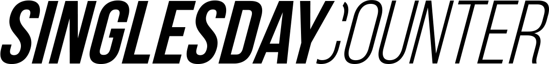Black Friday Counter Logo