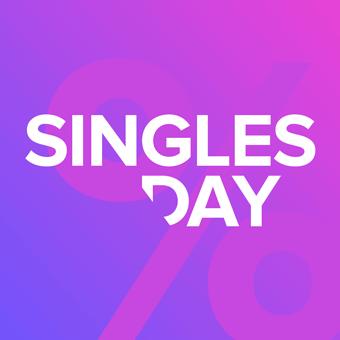 Singles Day er lig med store besparelser